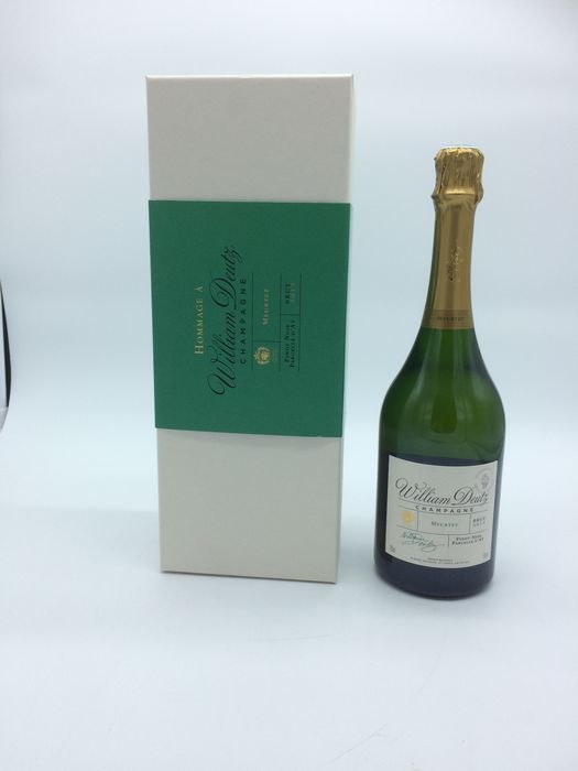 "2012 William Deutz Brut, ""Meurtet "", Pinot Noir - Champán - 1 Botella (0,75 L)"