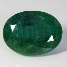 No Reserve Price - Smaragd - 9.92 ct