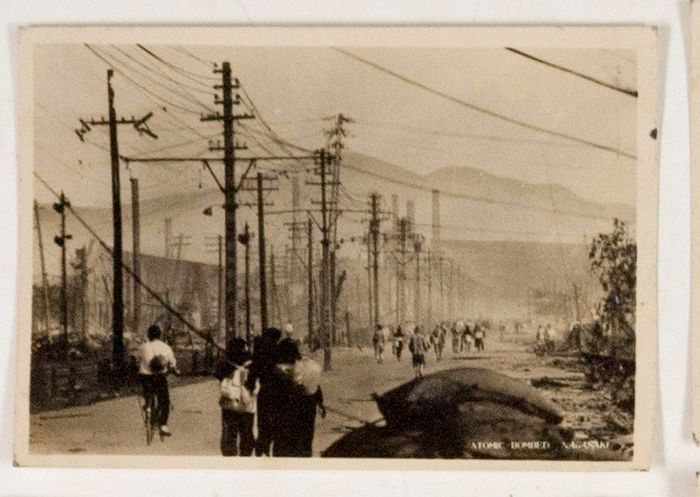 Various - A personal collection of WWII Second World War ca. 175 photographs of Japan - 1944/1946