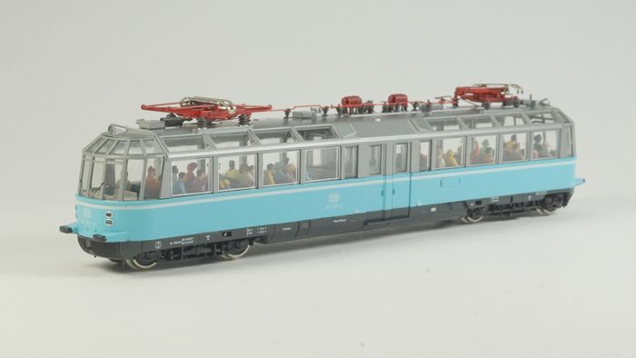 "Roco H0 - 43525 - Locomotive électrique - BR491 ""Train de verre"" - DB"