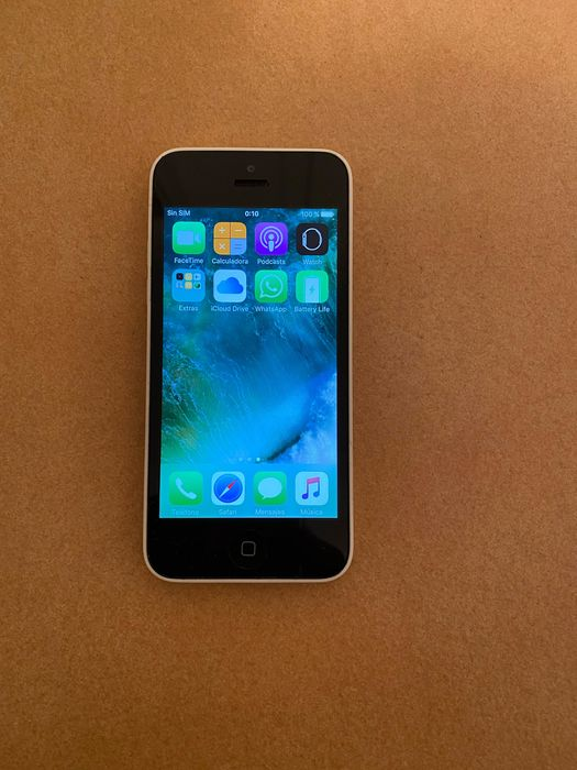 Apple 5c -16GB - iPhone