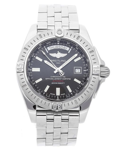 Breitling - Galactic USA Special Edition 44 Steel Black Dial Limited to 500 pieces - A453201A/BG10 - Unisex - 2020