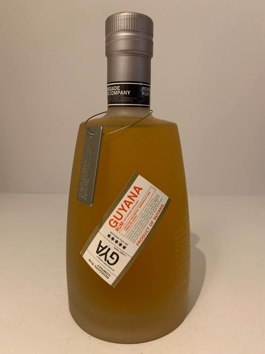 Port Morant 2003 6 years old Renegade Rum Company  - Tempranillo Cask Finish - 70cl