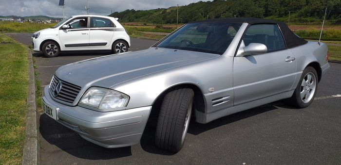 Mercedes-Benz - SL 280 (R129) - 2001