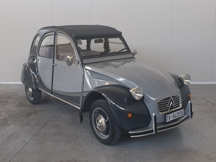 Citroën - 2CV Charleston - 1985