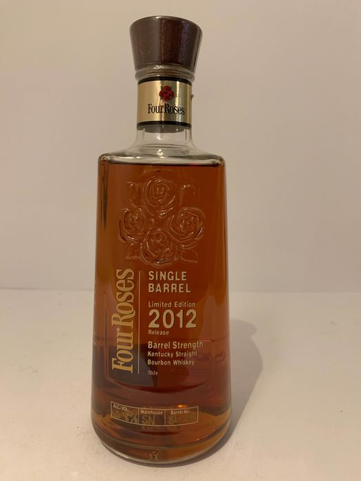 Four Roses Single Barrel 2012 Limited Edition - 70cl