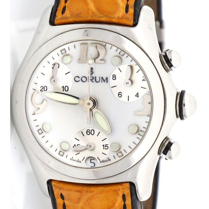 "Corum - Bubble Chrono - 196.250.20 "" NO RESERVE PRICE "" - Unisex - 2011-heute"