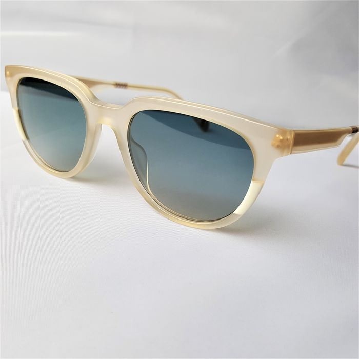 ill.i Optics by Will.i.am - Double Skeleton Gold Gradient Sunglasses