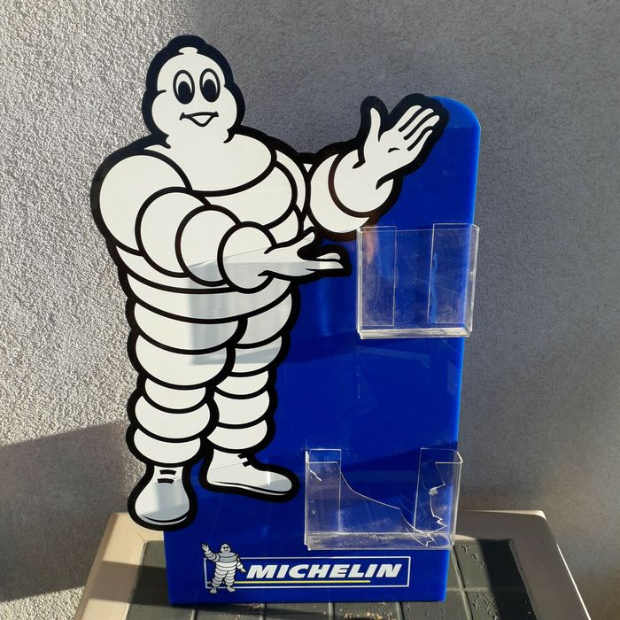 Michelin Bibendum display - Michelin