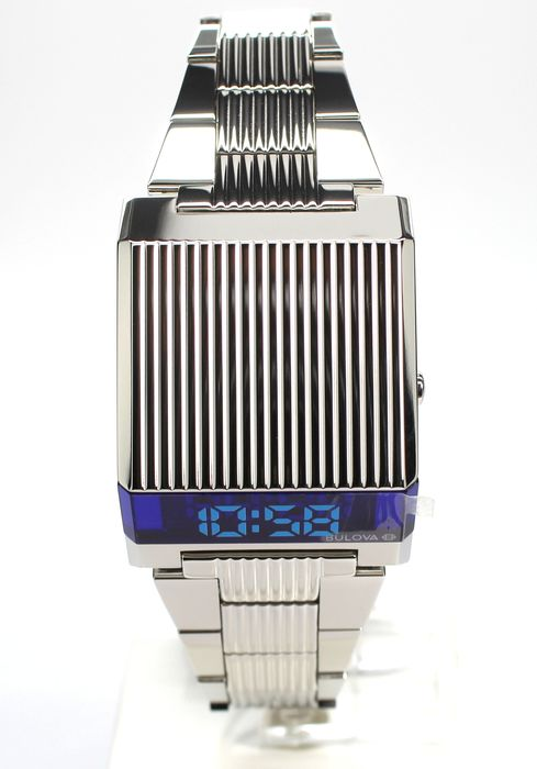 Bulova - Computron re-edition 1976 - 96C139 - Heren - 2020
