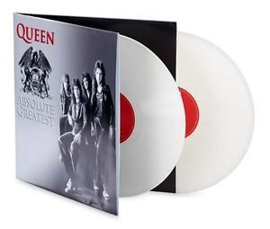 Queen - Queen Absolute greatest - 2xLP Album (double album), Limited edition - 2009/2009