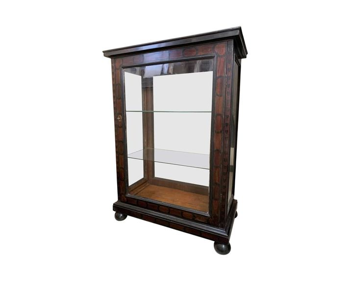 Display cabinet - Wood - Late 18th century