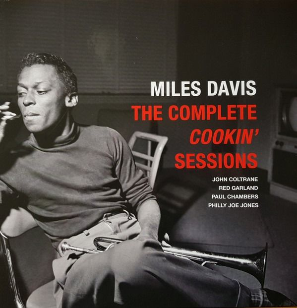 Miles Davis - The Complete Cookin' Sessions - LP Boxset - 2020/2020