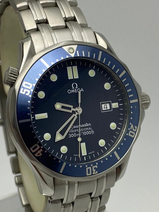 Omega - James Bond Seamaster Diver - 2541.80.00 - Herren - 2000-2010