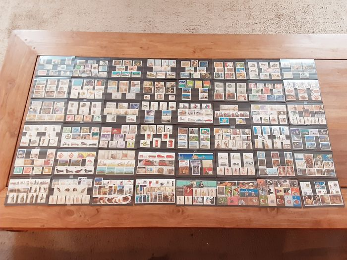 Portogallo 1985/1997 - Collection with very complete years