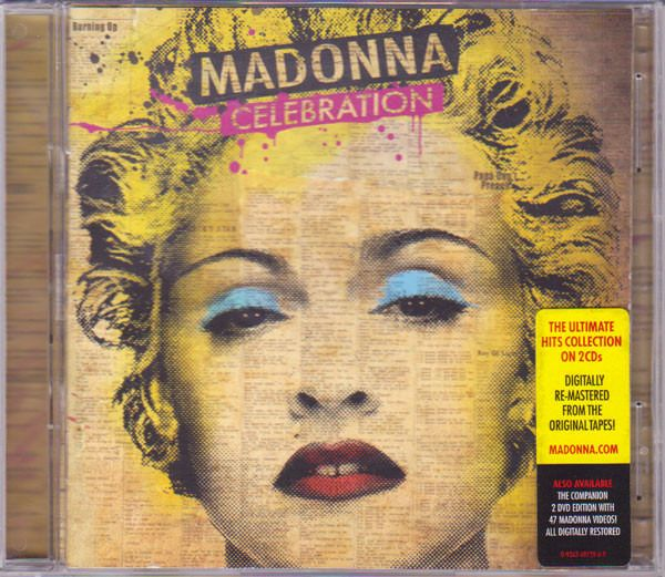 """Madonna, Kylie Minogue & Britney Spears - """" Similar Artists """" - Multiple titles - CD's - 1989/2011"""