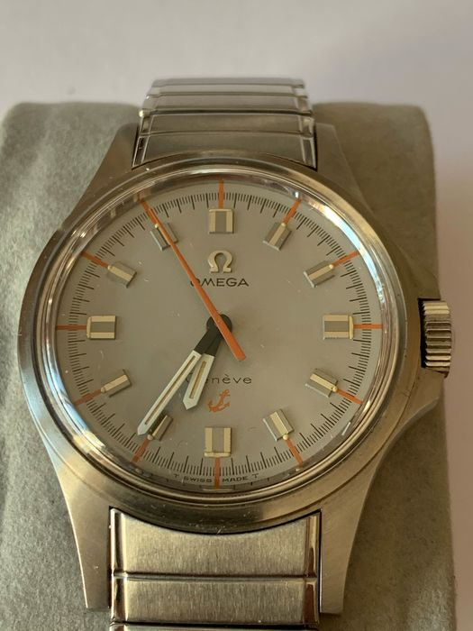 Omega - Admiralty NOS - 135.015 - Unisex - 1960-1969