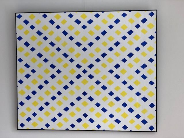 Vincent Severijns - Blue, Yellow and White