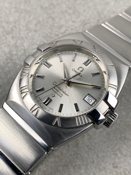 """Omega - Constellation Double Eagle Perpetual XL - 1511.30 - """"NO RESERVE PRIVE"""" - Men - 2000-2010"""