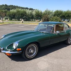 Jaguar - E-Type 5.3 - 1973