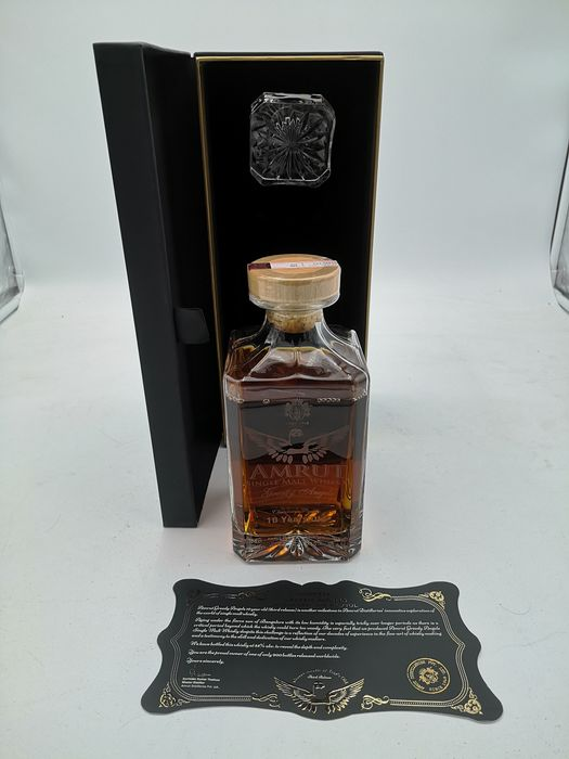 Amrut 10 years old Greedy Angels  2019 - 70cl