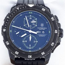 Victorinox - Alpnach Air Force Pilot Day-Date Chronograph Automatic Voljoux 7750 - 241527 - Men - 2011-present