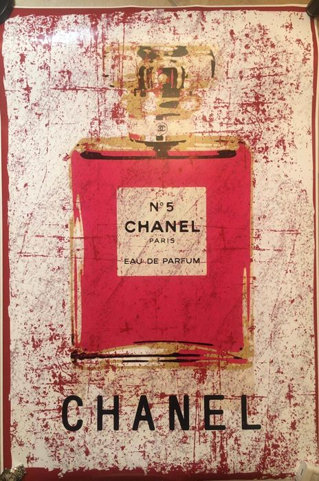 Anonymous - CHANEL No. 5  - 2019 - Années 2010