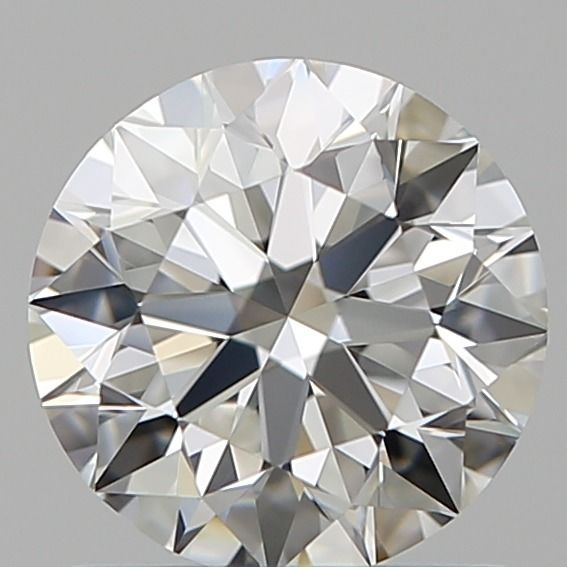 Diamond - 1.08 ct - Brilliant - G - IF (flawless)