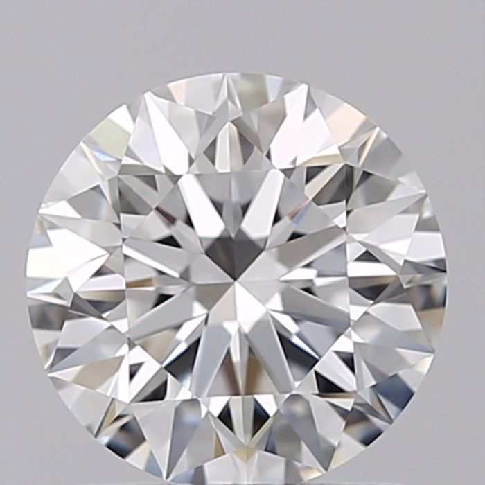 1 pcs Diamond - 0.62 ct - Brilliant - D (colourless) - IF (flawless), LC (loupe clean)