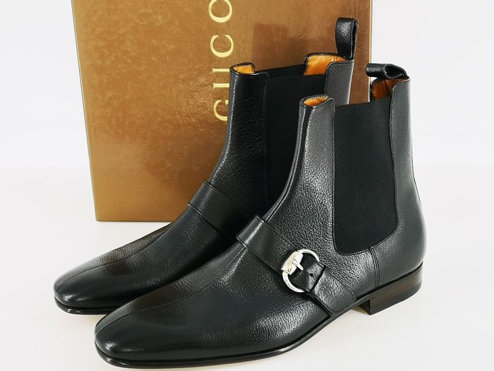 Gucci Ankle boots - Size: FR 42, IT 41, UK 7