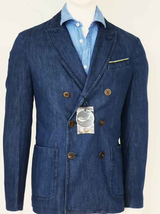 Jacob Cohen - Jacket - Size: EU 46 (IT 50 - ES/FR 46 - DE/NL 44)