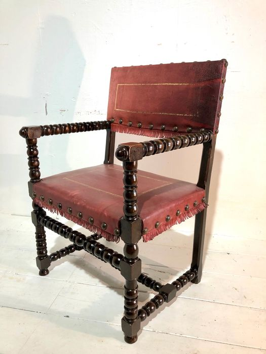 Image 2 of Armchair - Wood