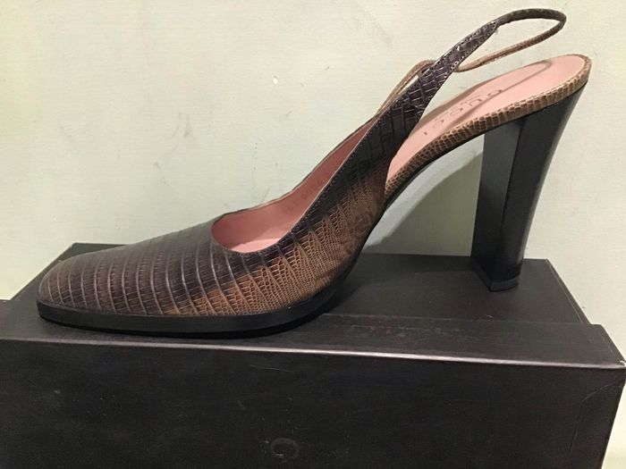 Gucci - Escarpins - Taille: Chaussures / UE 41
