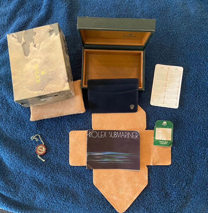 """Rolex - Seadweller- 1665- """"great white"""" - Box Set+ Booklets- See all Photos - Rolex seadweller ref 1665, box 68.00.2 (very rare and valuable) - Unisexe - 1977-1983"""