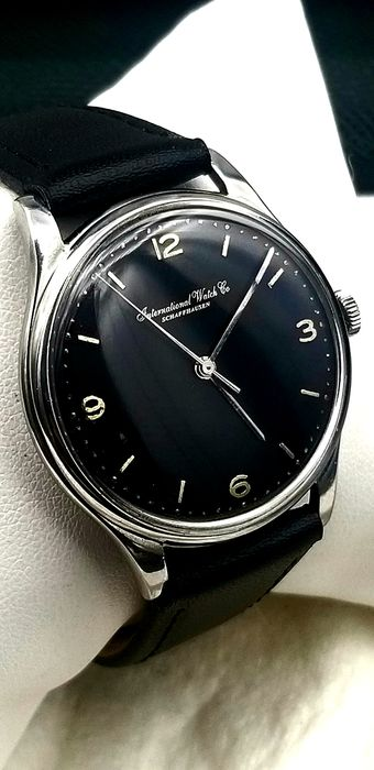 "IWC - ""International Watch Co Schaffhausen"" - Caliber 89 - Herren - 1960-1969"