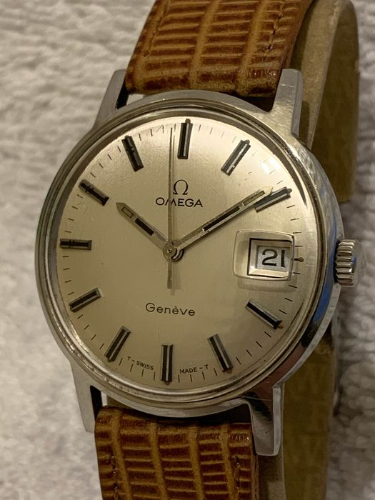 Omega - Geneve - ''NO RESERVE PRICE'' - 136.070 - Hombre - 1960-1969