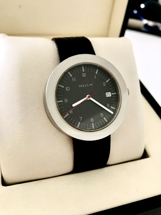 Milus - Paul Junod Design, Automatic, - V03.068 - Homme - 2000-2010