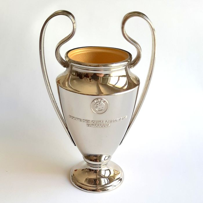 uefa champions league official licensed replica trophy catawiki catawiki