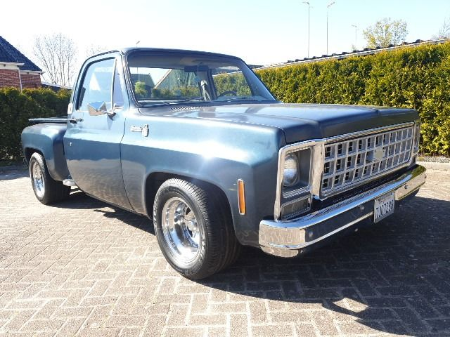 Chevrolet - C10 SHORTBED STEPSIDE - 1979