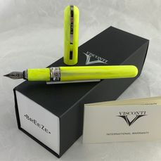 Visconti - Stylo plume Breeze Lemon