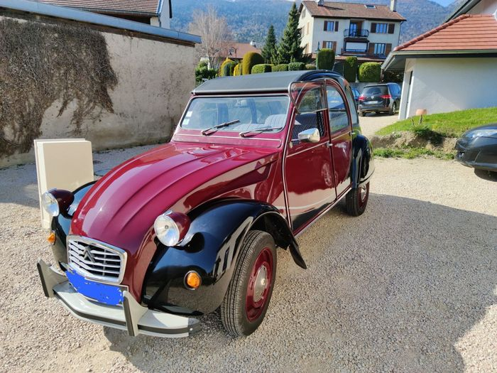 Citroën - 2CV Charleston  - 1981