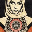 Leilão de The Art of Shepard Fairey (OBEY)