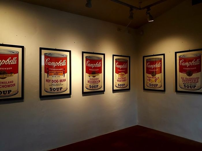 After Andy Warhol  - Complete series Campbell's Soup II