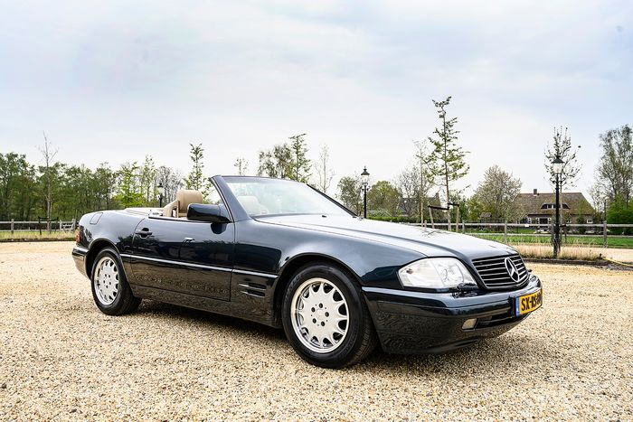 Mercedes-Benz - 320 SL - 1996