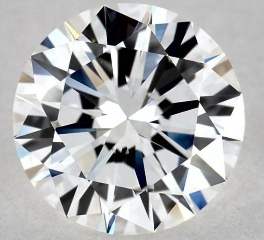 Diamond - 0.30 ct - Brilliant - F - IF (flawless), 3EX LOW RESERVE PRICE!!