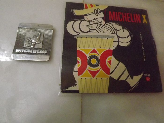 Ingot and disc - Michelin - 1970-1980