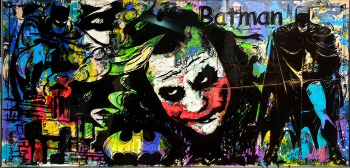 Robert Sgarra - Batman VS Joker