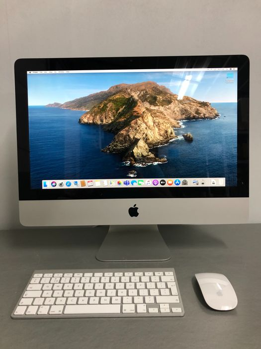 "Apple iMac 21,5"" 2,5Ghz intel core i5 - 4GB RAM 500GB HD - iMac"