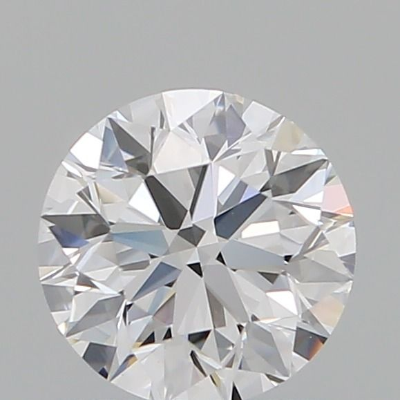 Diamante - 0.35 ct - Brillante - D (incoloro) - VVS2