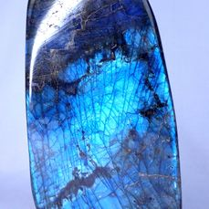 A + First Quality Labradorite Polished - 190×110×60 mm - 2081.8 g